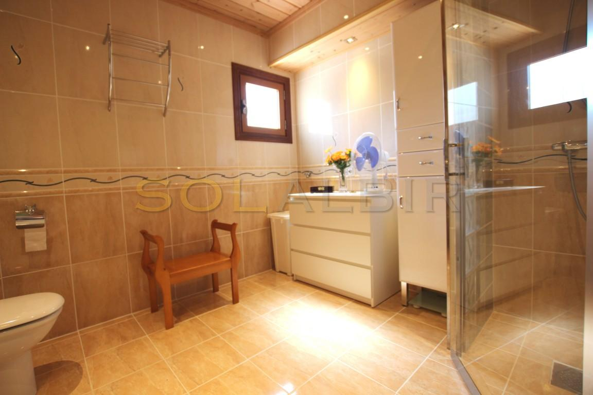 Same bath room