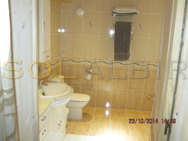 The main bath room