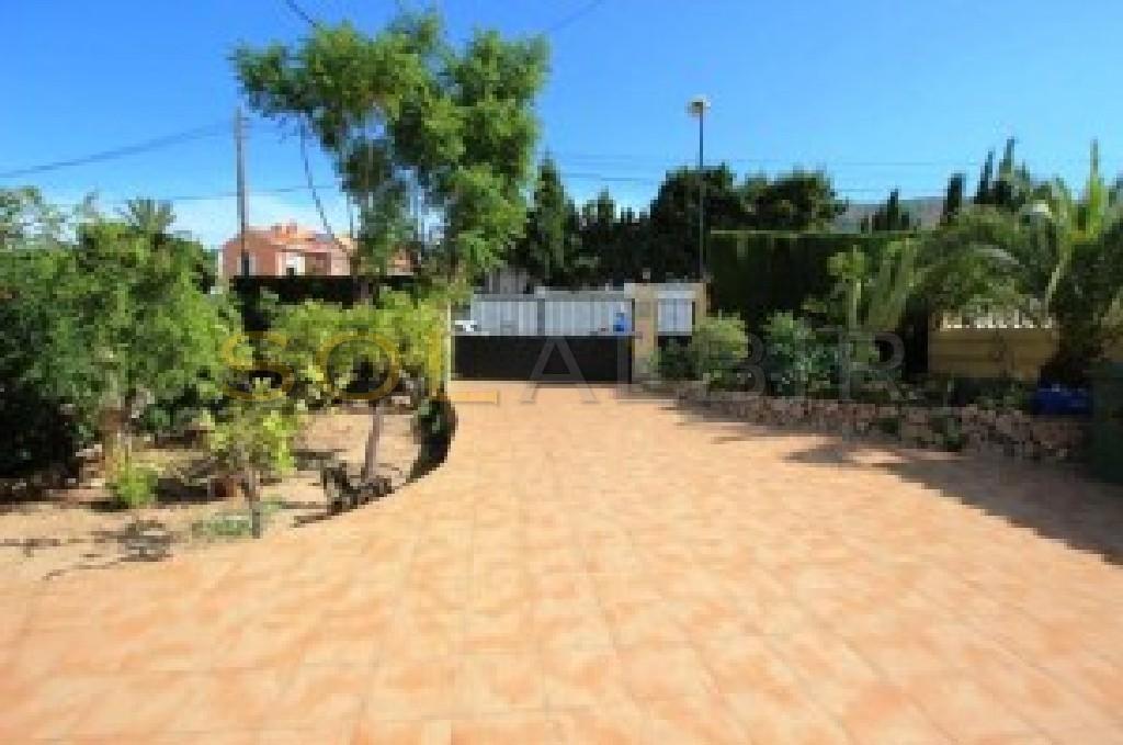 Entrance/Garden