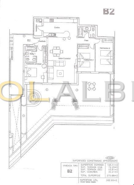 Plan of the property