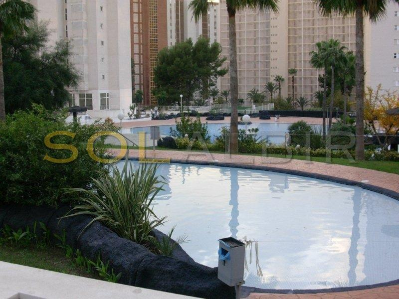 Another part of the pool area