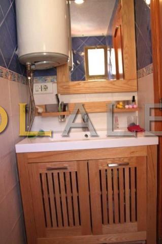 The guest toilet / boiler