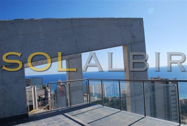 Views from the solarium