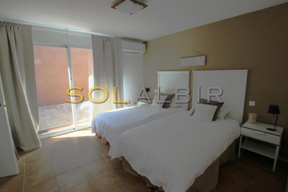 Bedroom on suite