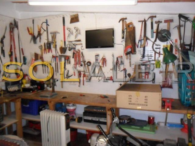 Another tools room