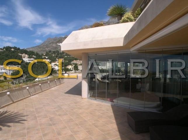180 m2 terrace