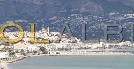 Nice view of Altea
