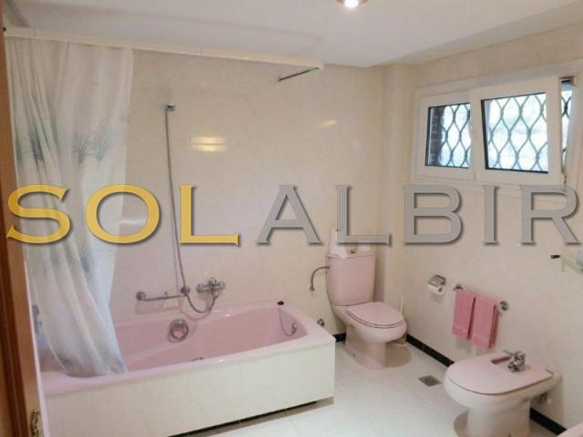 Bathroom in the bedroom II
