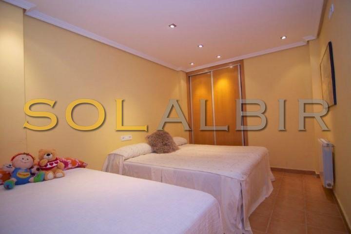 The dobbel bedroom ground floor