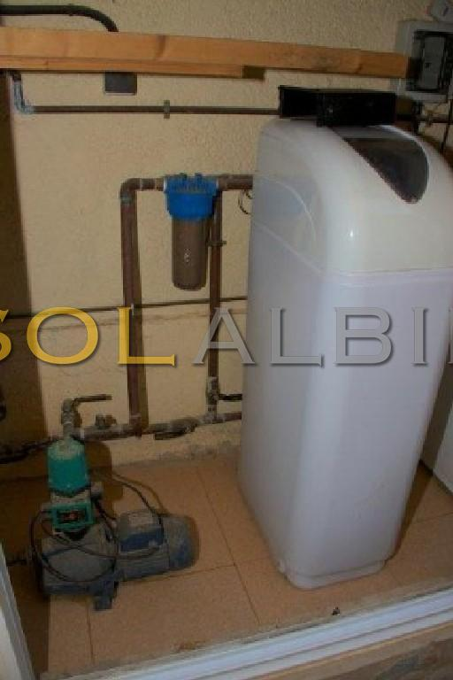The water rinse system osmosis