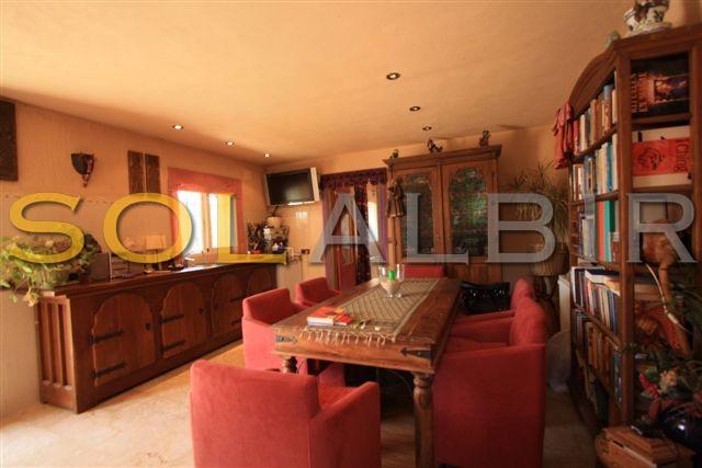Living room 2 villa 2