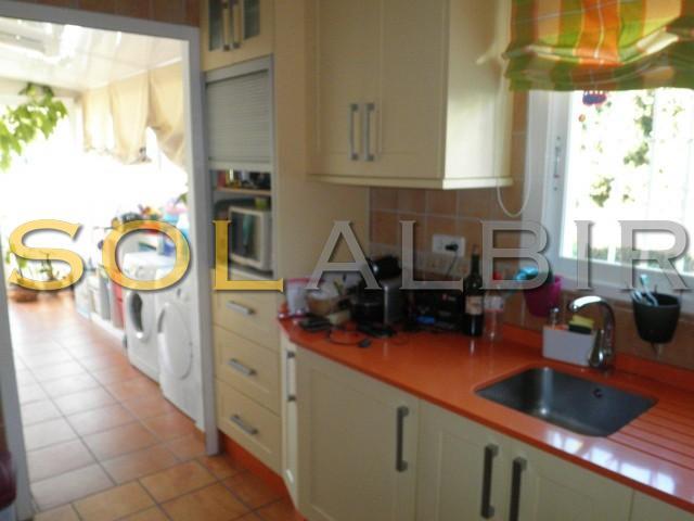 kitchen and galeria