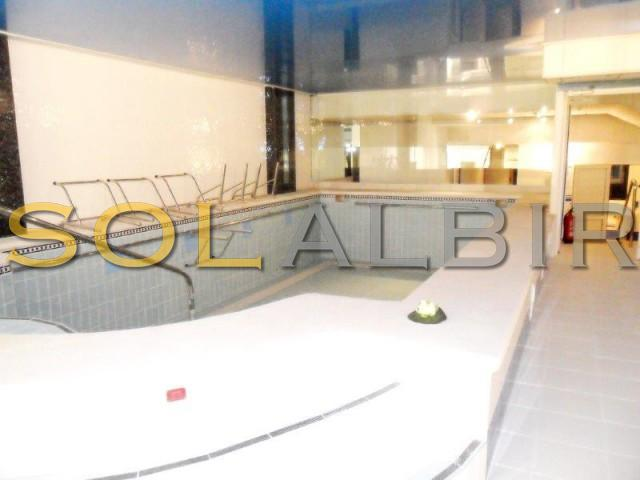 Commercial with private swimming pool