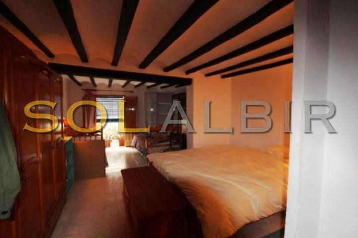 Bedroom II with balcony