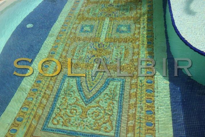 acient mosaic