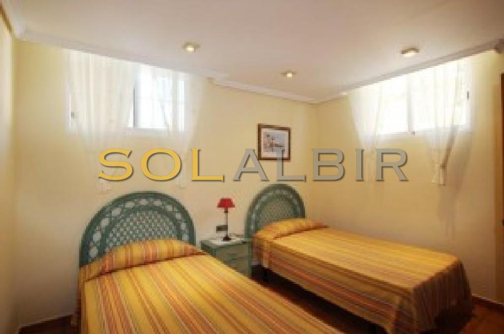 Bedroom II, (apartment I)