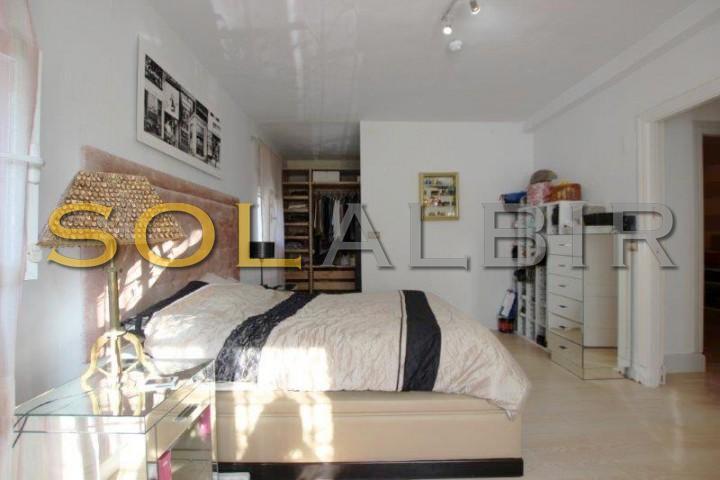 Bedroom II with dressing room