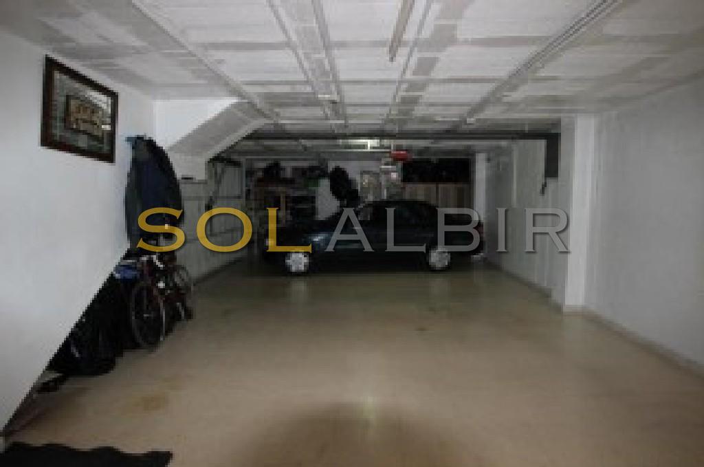 Four cars garage