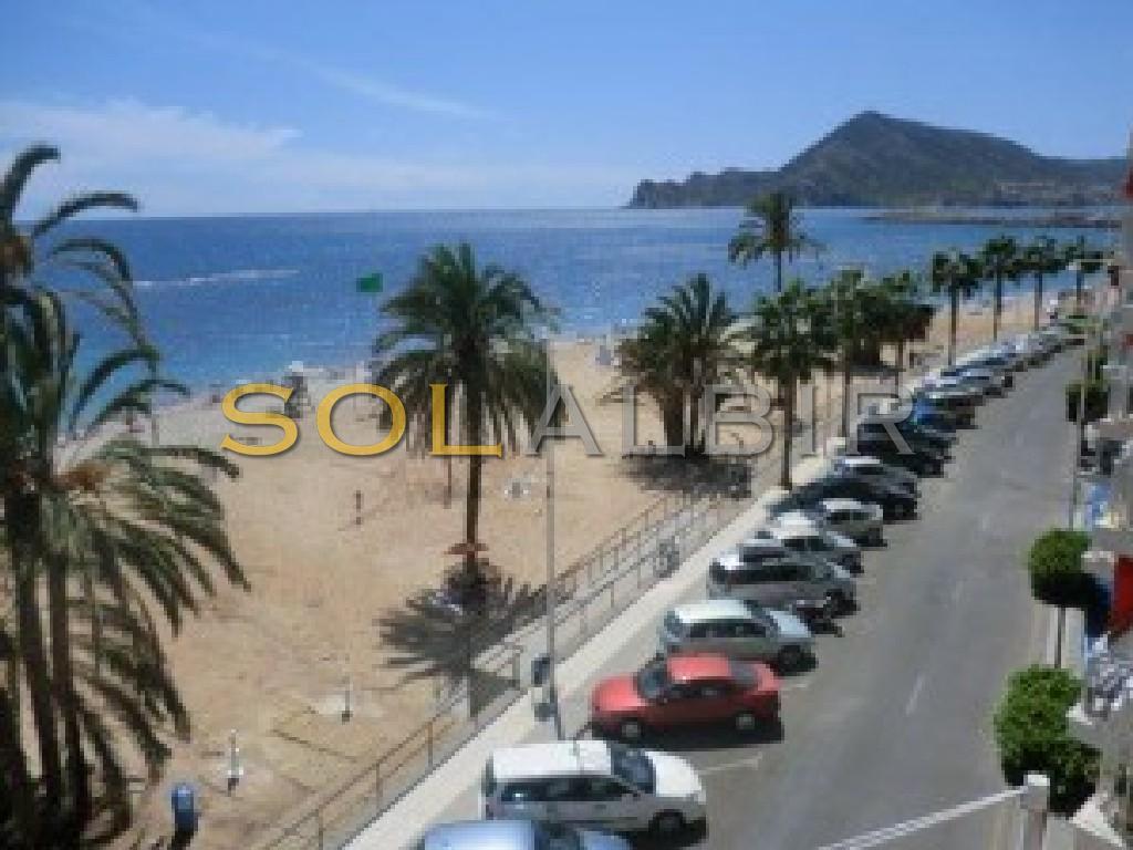Altea beach