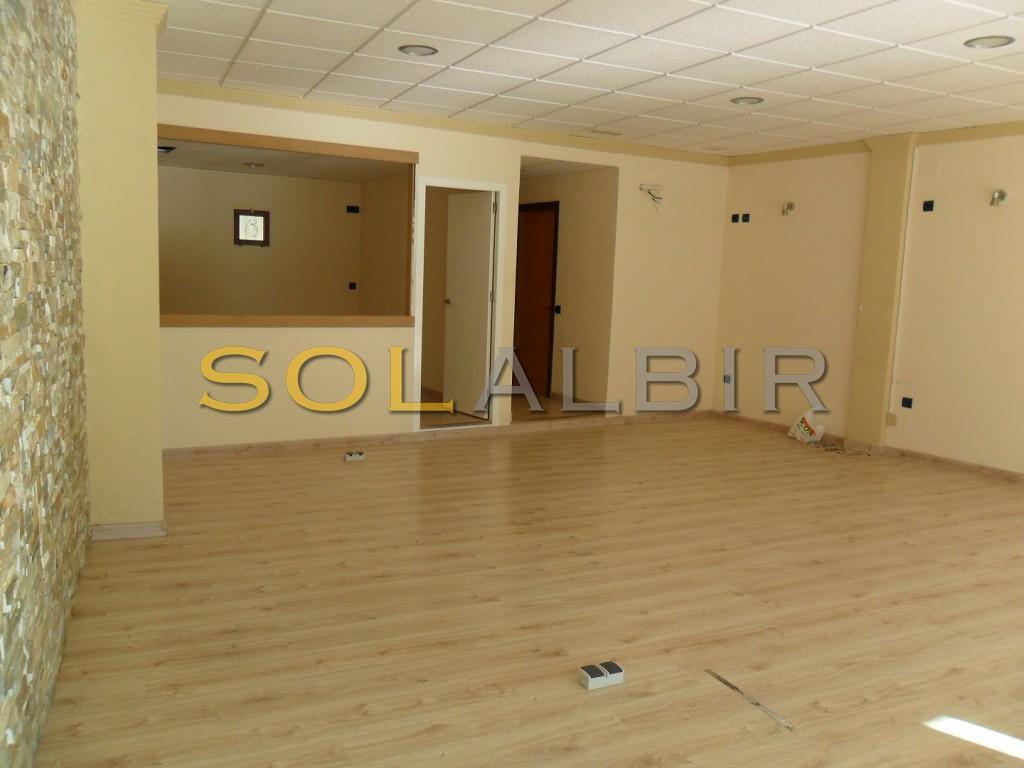 Technical floor