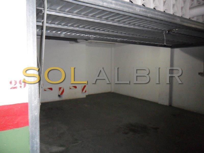 optional garage