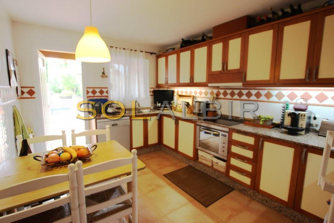Colsed kitchen