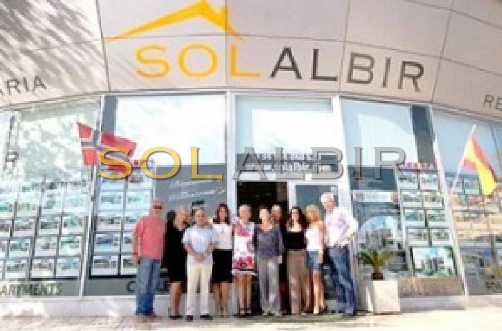 Our SOLALBIR team