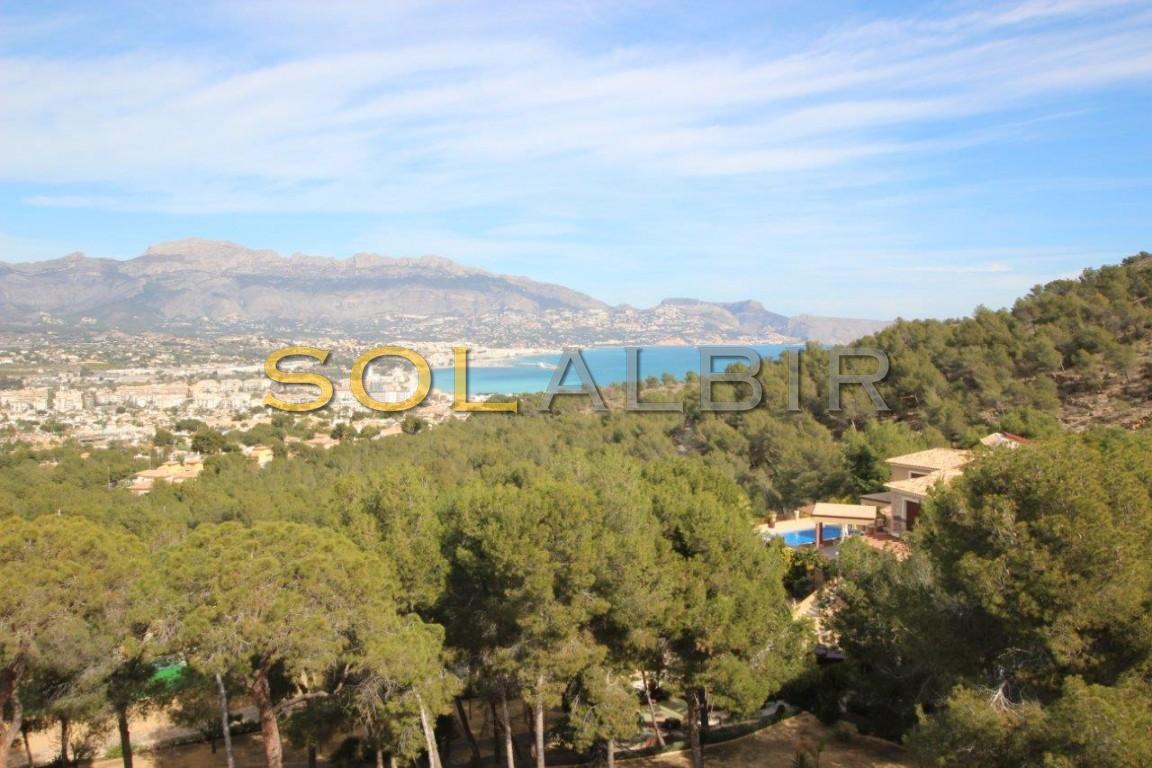 Wonderfull and open views