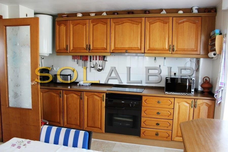Big full equipped kitchen