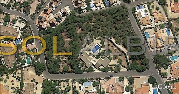 air photo of the total property