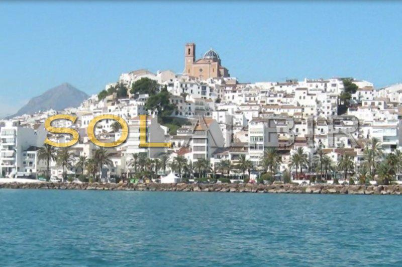 very close from Altea, this picturesque  and lovely town
