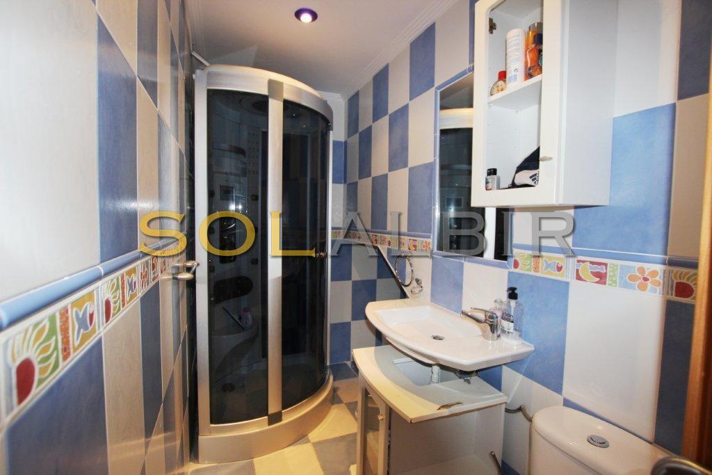 bathroom I