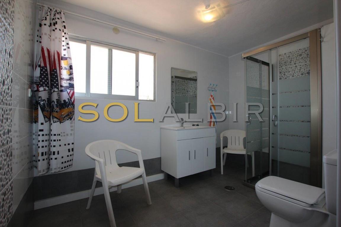 Bathroom, Lower floor