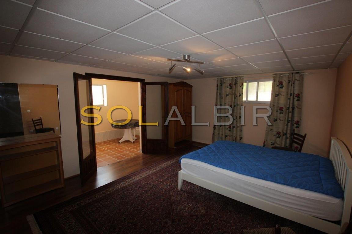 Bedroom, Lower floor