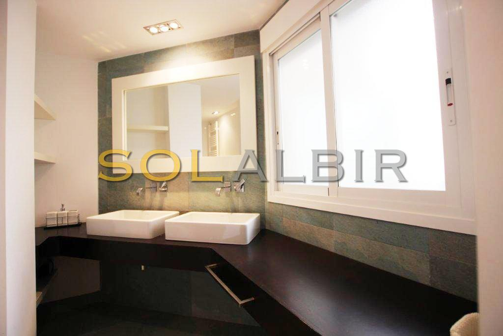 Bathroom II other side