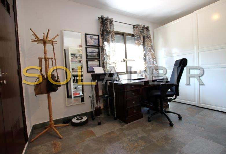 The office - fifth bedroom