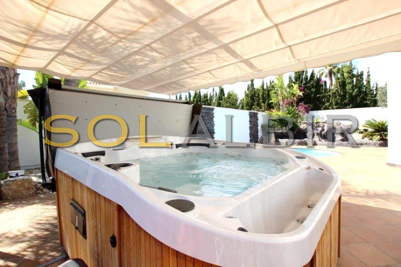 The Jacuzzi of best quality and luxury