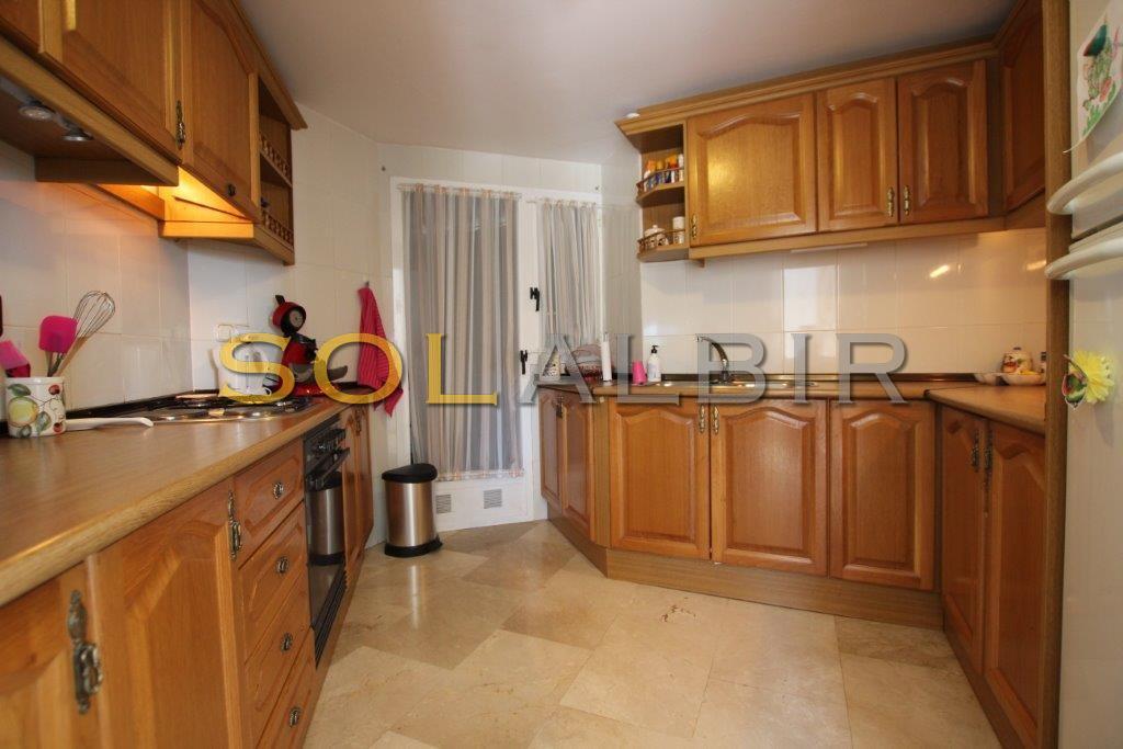 kitchen + annex