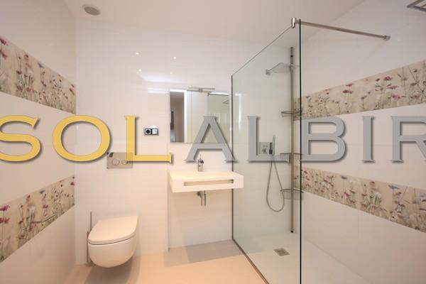 Bathroom II shower side