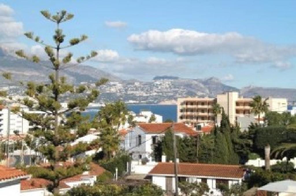 Sea and mountain views