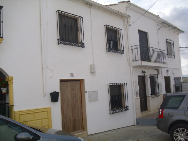2 Bedroom Village house in Almedinilla