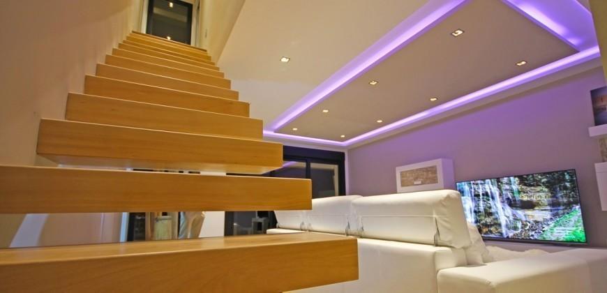 same stairs...