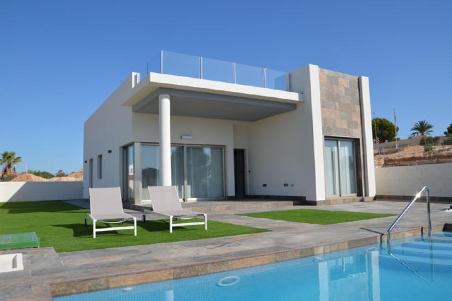 Ref:CBPNB058 Villa For Sale in Villamartin