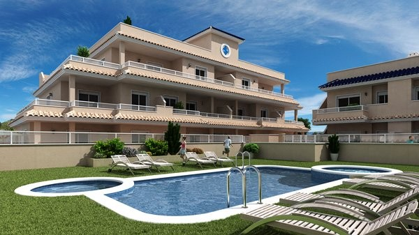 Villamartin Golf Spain
