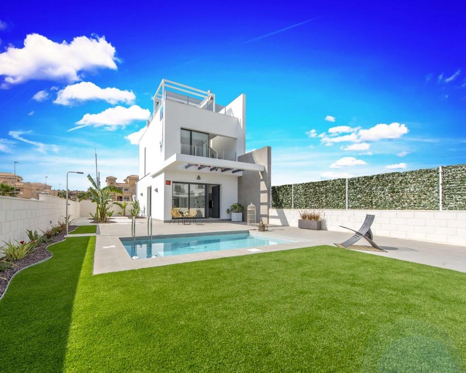 Ref:CBPNB086 Duplex For Sale in Villamartin