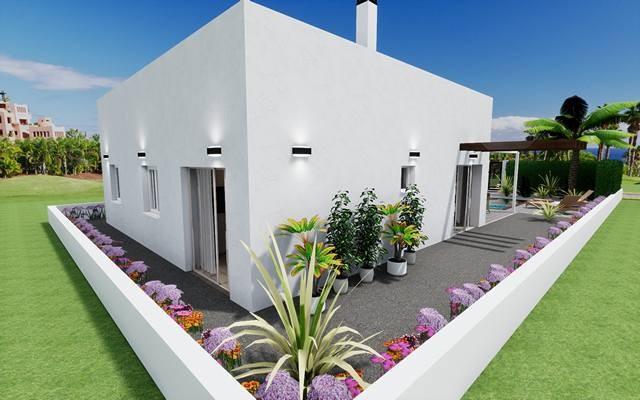 Ref:cbpnb097 Detached villa For Sale in Los Alcazares