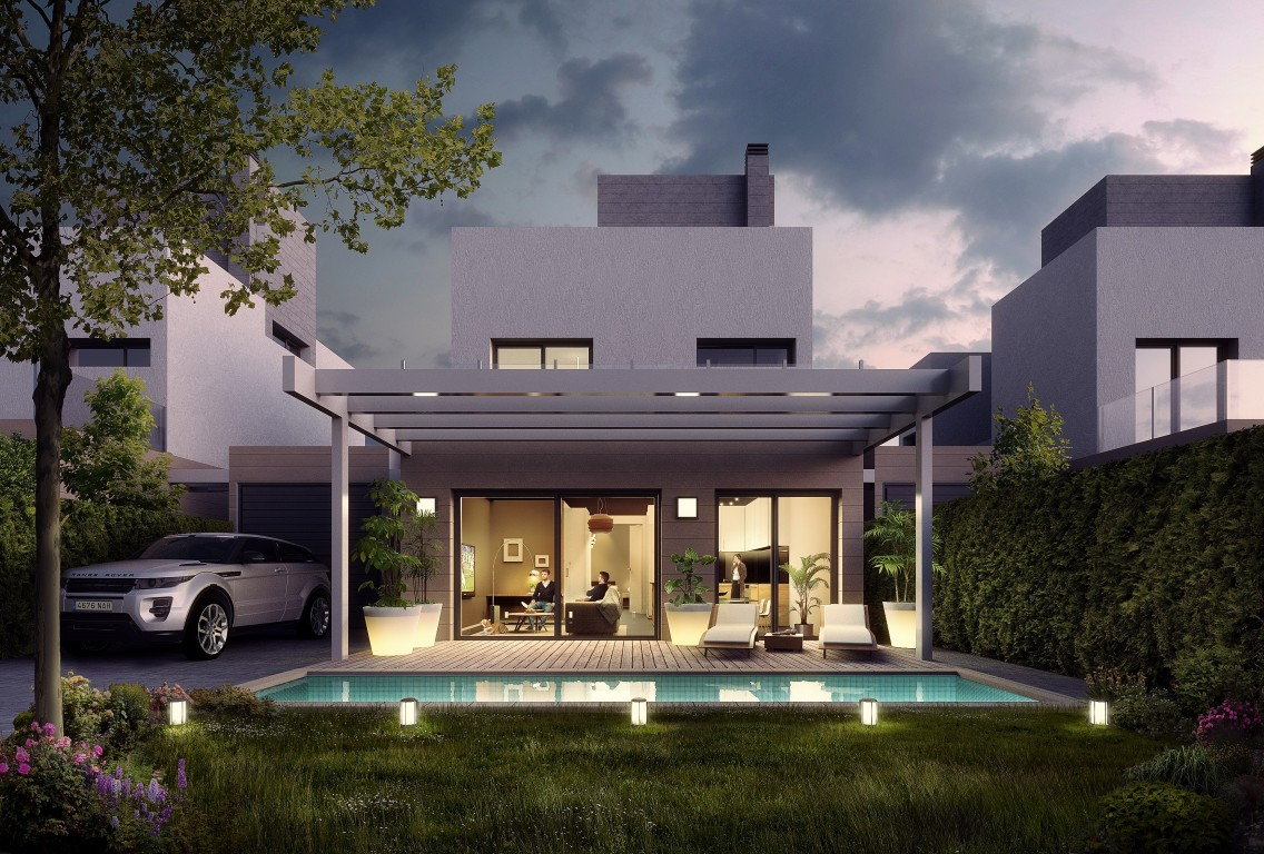Ref:CBPNB099 Detached villa For Sale in Los Alcazares