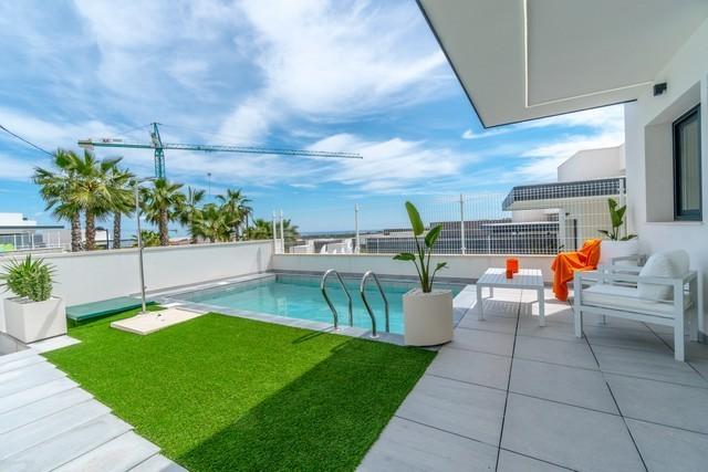 Ref:CBPNB112 Detached villa For Sale in San Miguel de Salinas