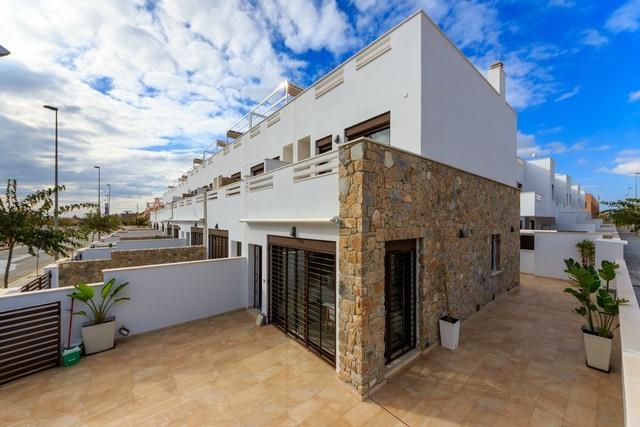 Ref:CBPNB117 Duplex For Sale in Torrevieja