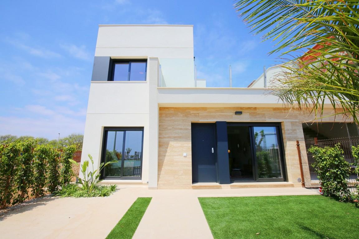 Ref:CBPNB120 Villa For Sale in Pilar de la Horadada